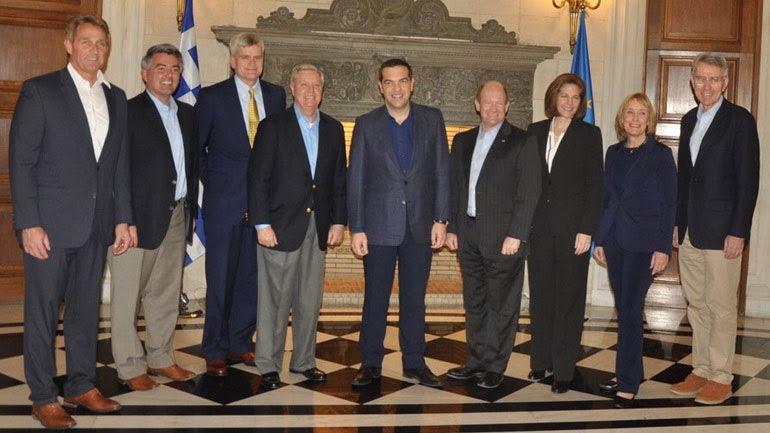 Τζέφρι Πάιατ: Ισχυροί οι δεσμοί Ελλάδας-ΗΠΑ