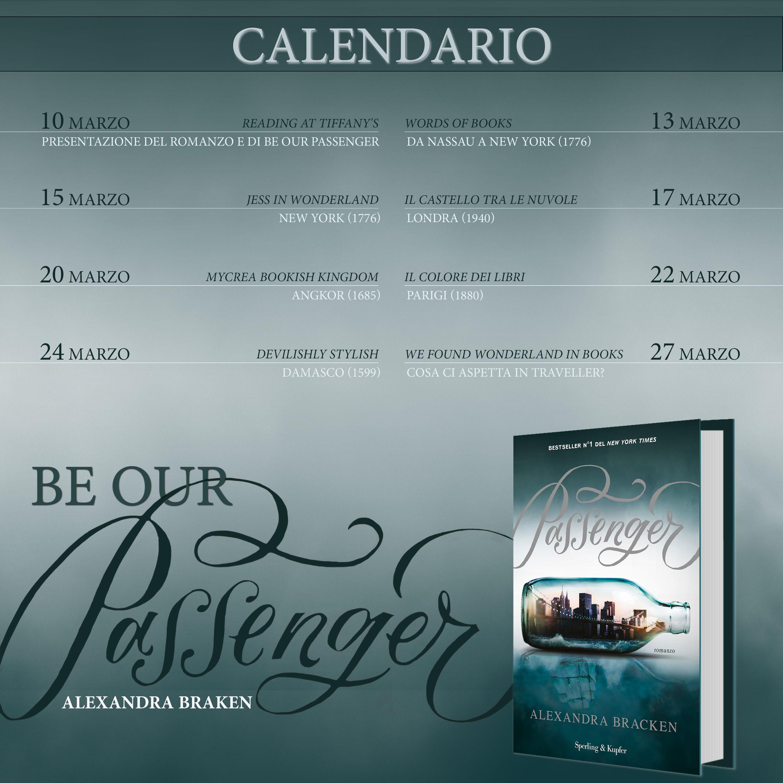Calendario Passenger