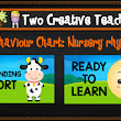 Behaviour Chart: Nursery Rhyme theme