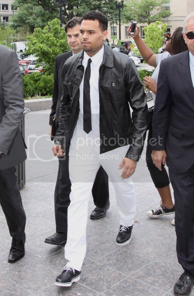 Snapshots: Chris Brown heads to trial after rejecting plea deal...