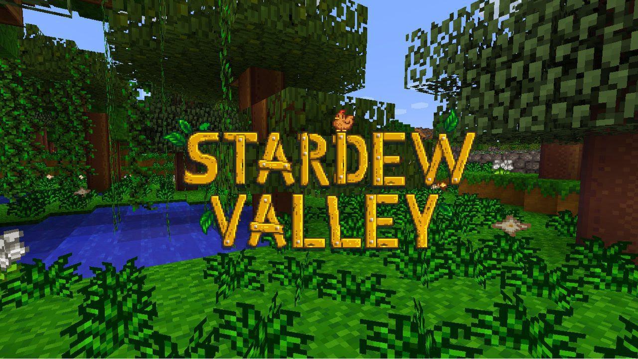 Download Stardew Craft Resource Pack 1.12.2/1.11.2   Miinecraft.org