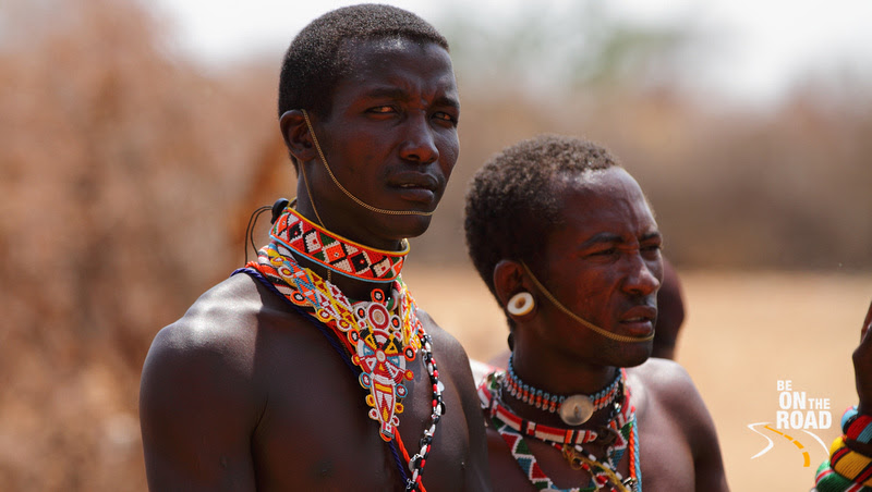A Mean Samburu Warrior look