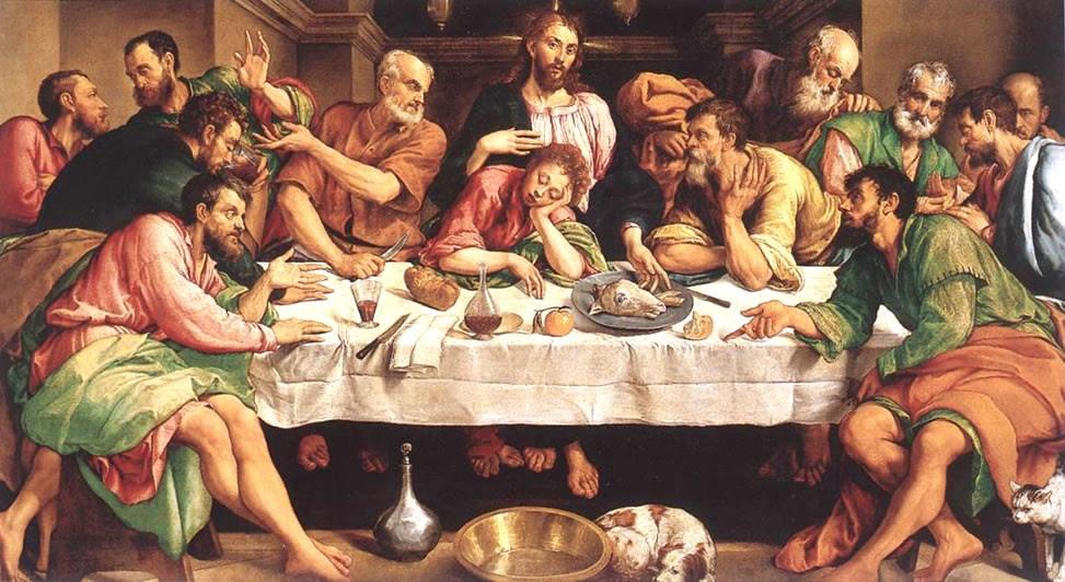 История Христа с точки зрения экономики и финансов