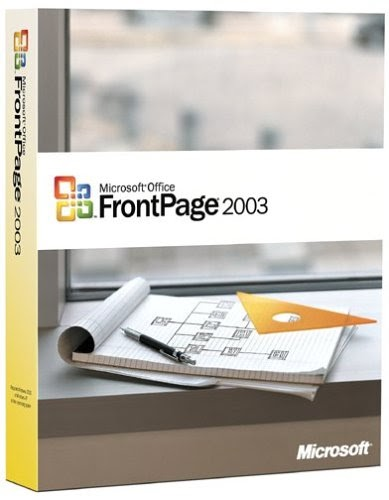 microsoft frontpage 2003 free download