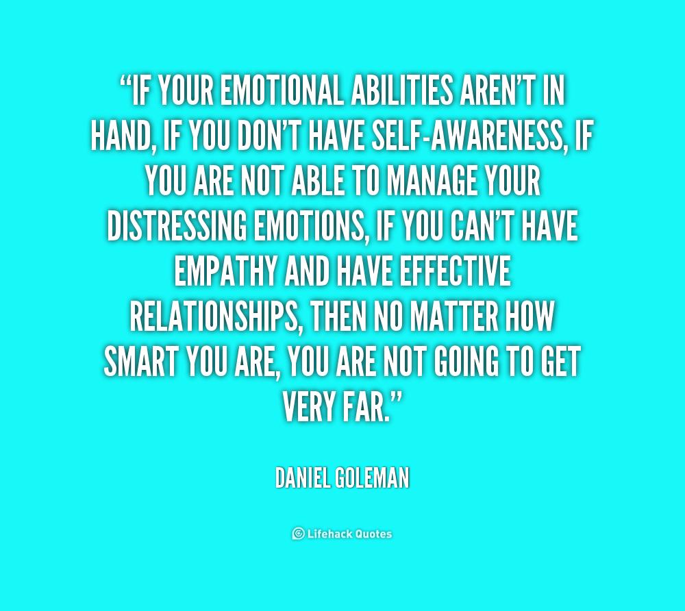 Daniel Goleman Quotes. QuotesGram