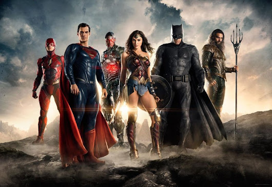 Justice League Passes the $600 Million Mark Worldwide