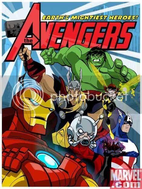 Avengers Animation