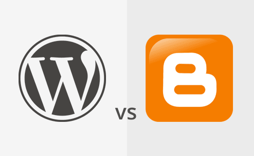 WordPress vs. Blogger - Which one is Better? (Pros and Cons)