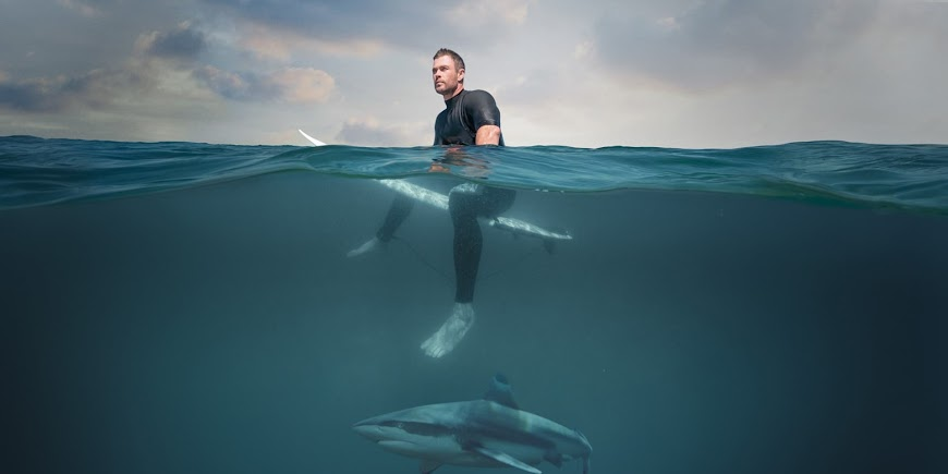Shark Beach with Chris Hemsworth (2021) Full Online Free