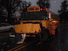 School Bus Wreck