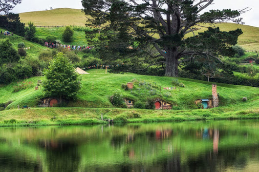15 freaky facts about Hobbiton