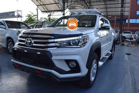 toyota revo  price  auto car update