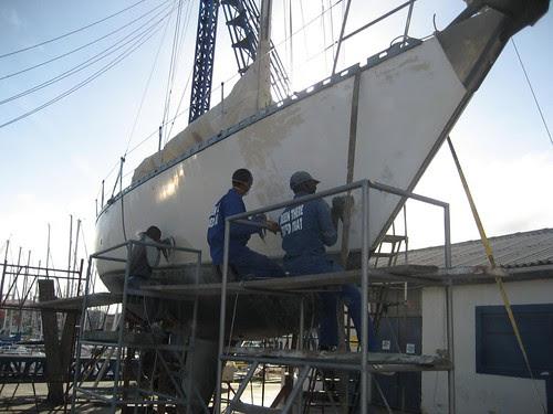 sanding RCYC