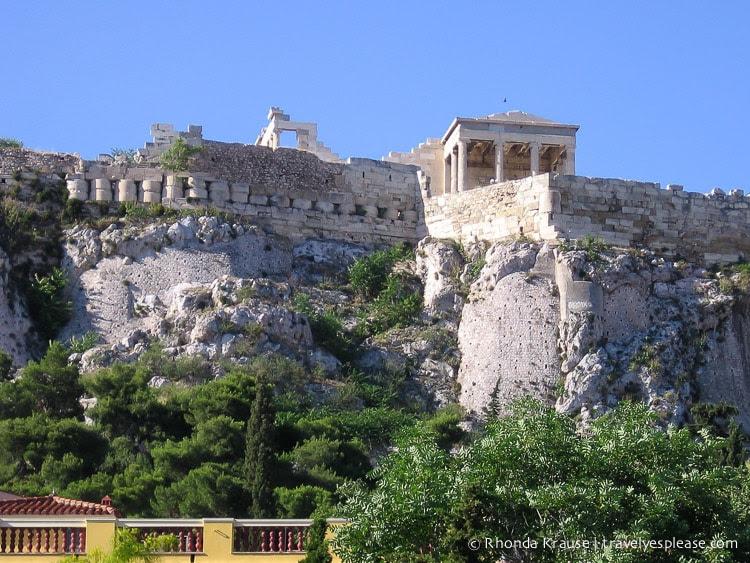 Resultado de imagen de Acropolis athens