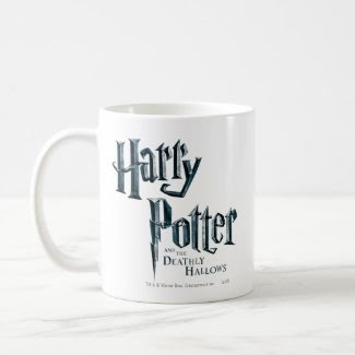 Harry Potter and the Deathly Hallows Logo 1 mug