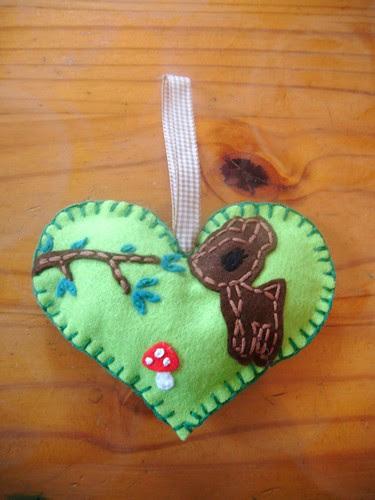 Heart made for heartswap