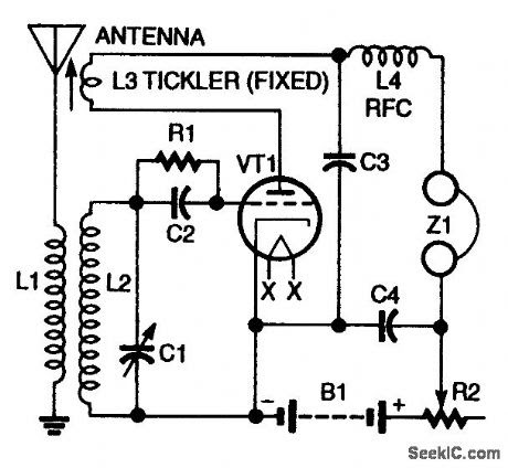 Circuit Diagramvariable Resistor Series Thermistor