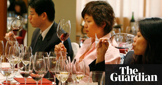 Echo Falls winemaker sold to private equity firm with eye on China | Business | The Guardian