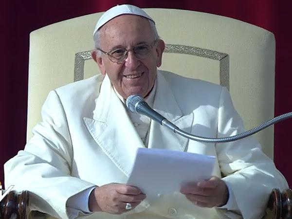 Papa quer que, no Ano Santo, todos possam fazer experiência da misericórdia de Deus / Foto: Reprodução CTV