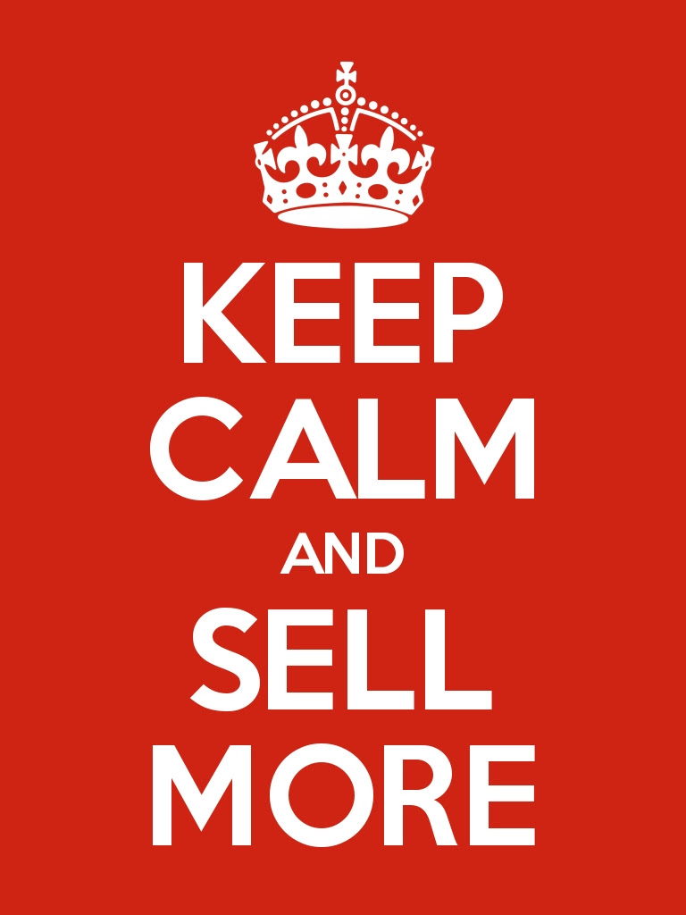 Image result for sell more make more
