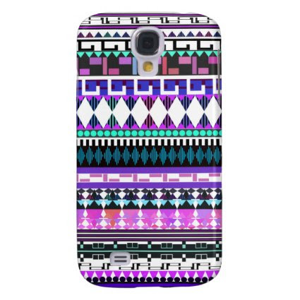 Cute Modern Tribal 2 Galaxy S4 Cases