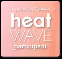 Online Card Class Heat Wave