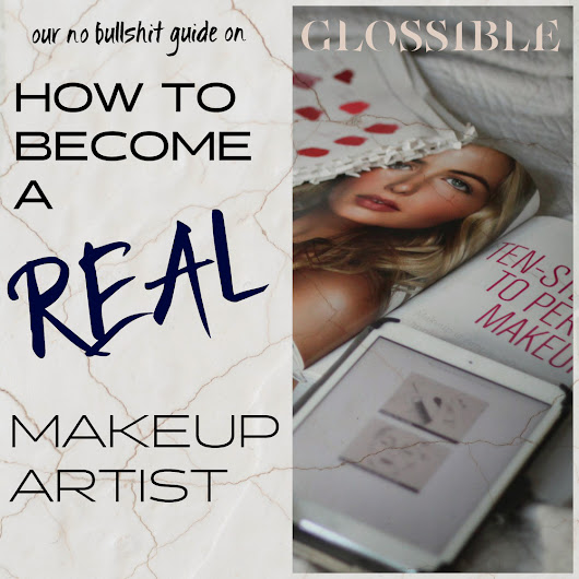 HOW TO BECOME A REAL MAKEUP ARTIST
