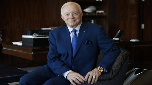 Jerry Jones 3 championships in 7 years of ownership; unprecedented. His induction into Canton, Ohio ...