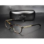 COACH HC6121 5485 Dark Tortoise Demo Lens 55 mm Women's Eyeglasses