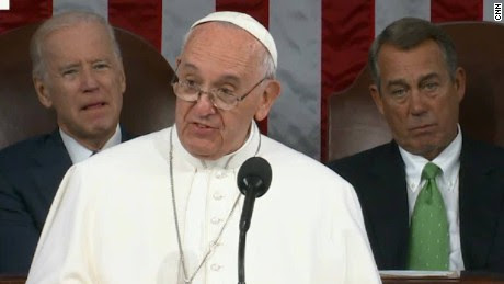 Pope Francis speech: Full text - CNNPolitics.com