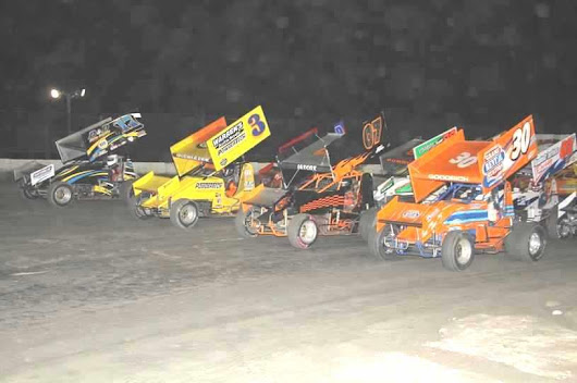 CRSA Sprint Cars
