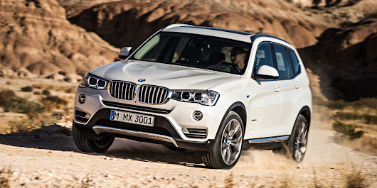 Report: BMW X3 Diesel Also Emits More Than Legal Limit [Update]