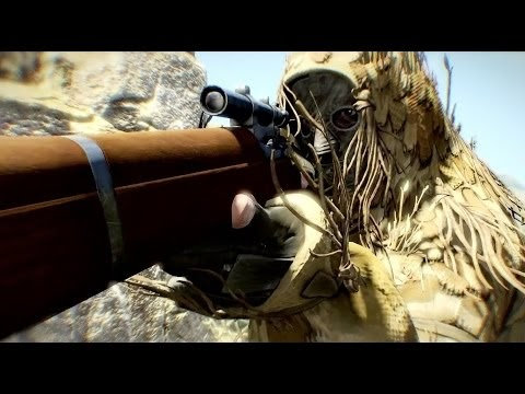 Sniper Elite III Ultimate Edition Review | Gameplay