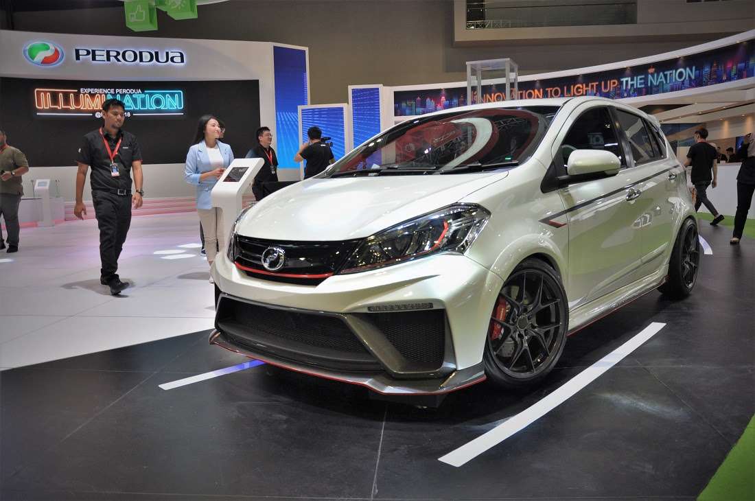 Perodua Provides Illumination On Its Future Path