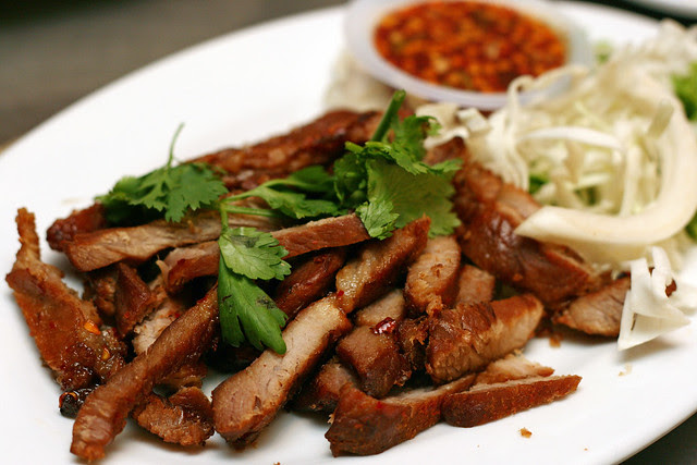 Moo Yang (S$10) - BBQ Pork
