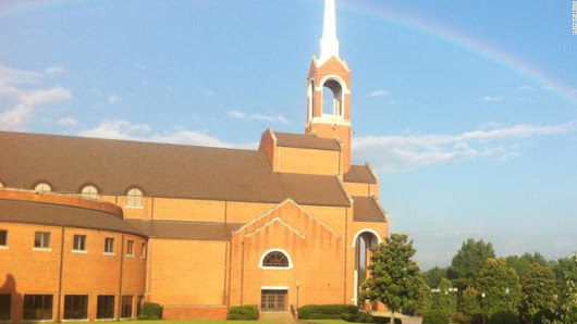 A church in Alabama could soon get its own police force