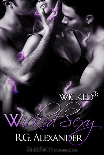 Wicked Sexy: Wicked, Book 1 (Wicked3) by R. G. Alexander