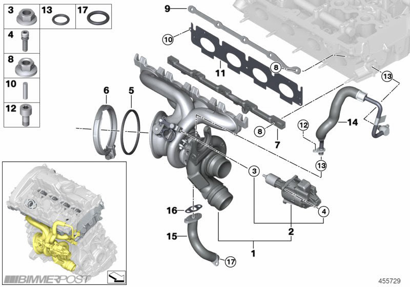 2006 Bmw 330i Engine Diagram