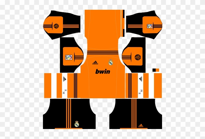 be2460734 Baju Dream League Soccer Real Madrid - Model Baju Trend 2019