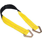 """Keeper (04228) 36"""" x 2"""" Premium Axle Strap with D-Ring"""