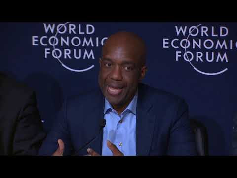 Davos 2019 – Press Conference The Value of Digital Identity for the Global Economy and Society