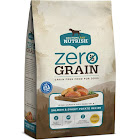Rachael Ray Nutrish Zero Grain Food for Dogs, Grain Free, Salmon & Sweet Potato Recipe - 12 lb