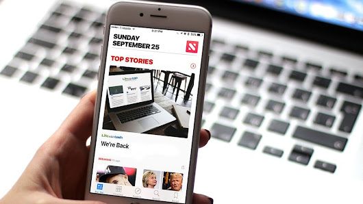 Getting started with Apple News