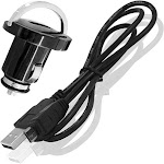 DP Audio Dk62 Car Charger with Micro USB Cable (Black)