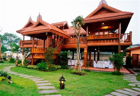 The perfect venue for Thai traditional wedding ceremony