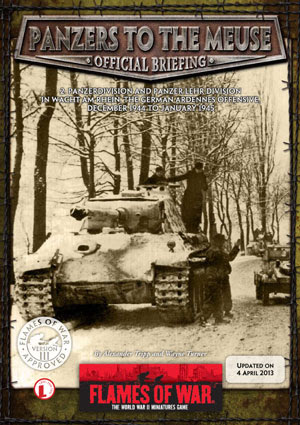 Panzers to the Meuse