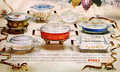 Pyrex Vintage Patterns