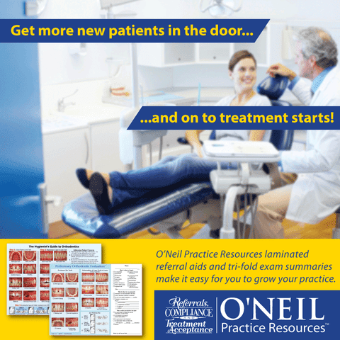 Get more new patients in the door - and on to treatment starts