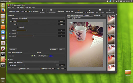 Luminance HDR 2.5.0 Released, Here's How to Install it on Ubuntu