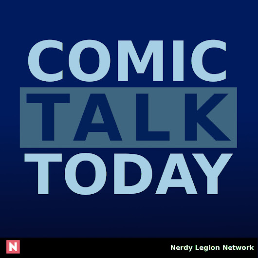 Comic Talk Today Ep 23: Back To The Future With Monica Munoz